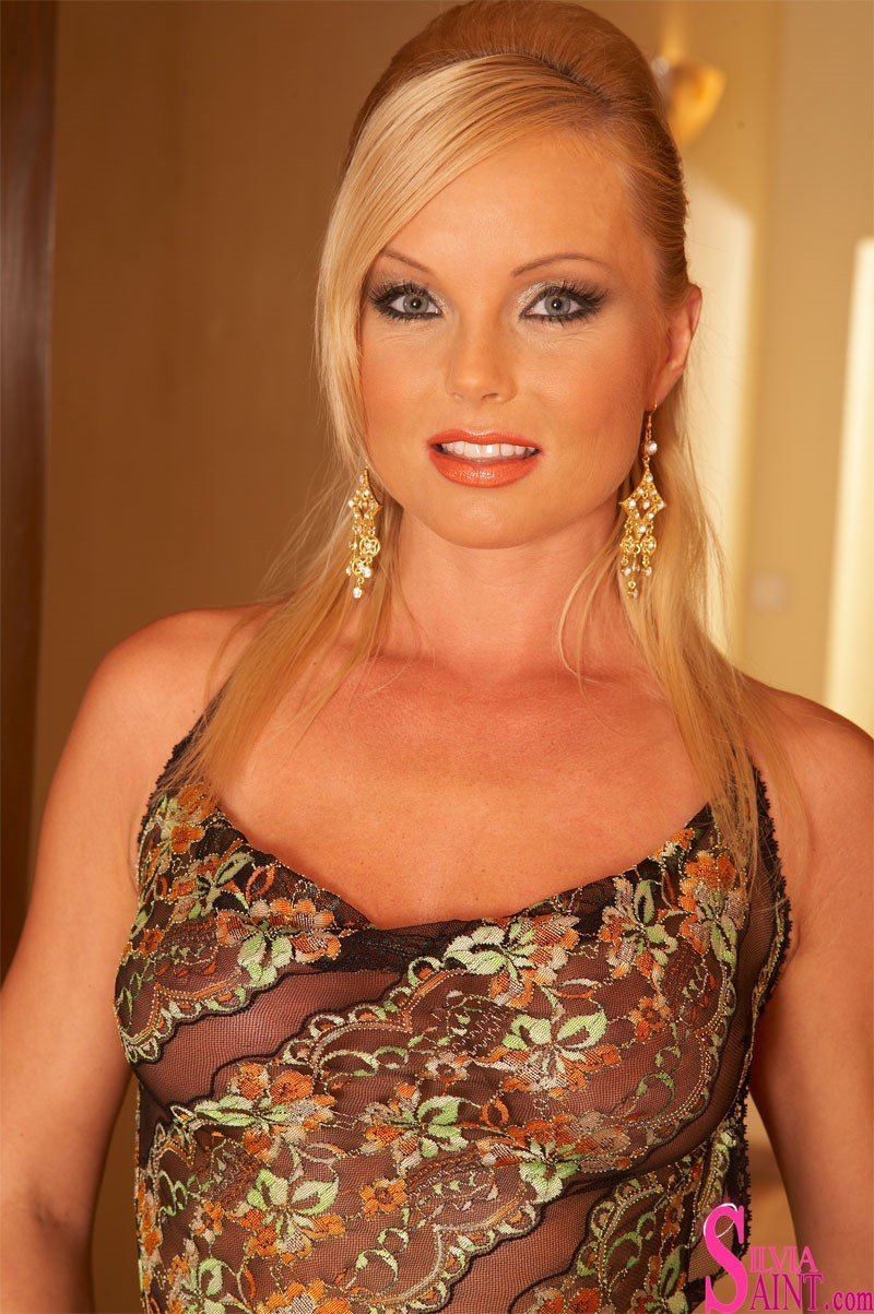 Silvia Saint Photos
