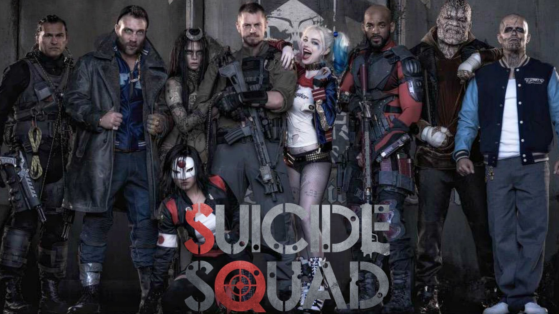 Suicide Squad Wallpapers
