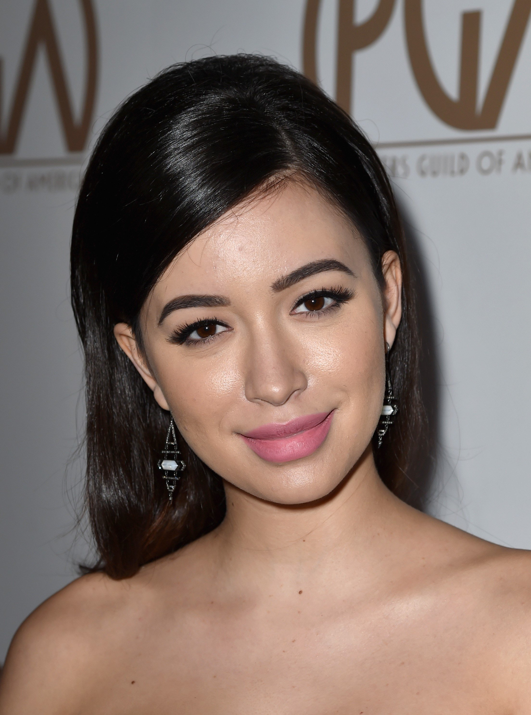 Christian Serratos HQ