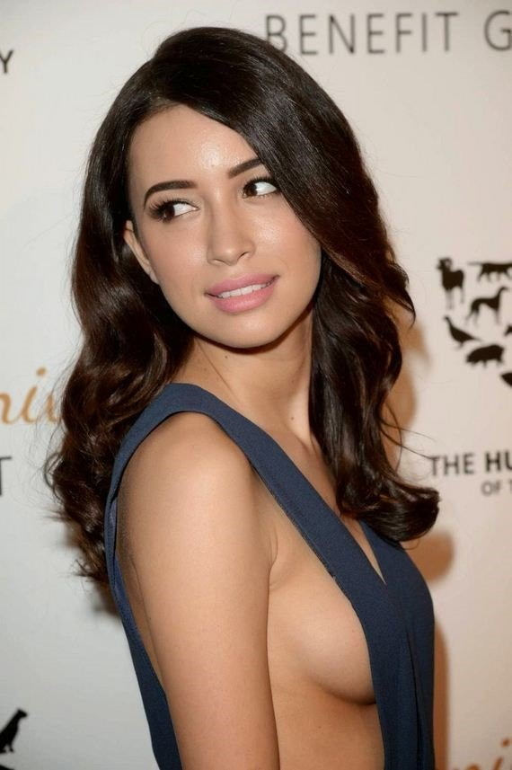 Christian Serratos Photos