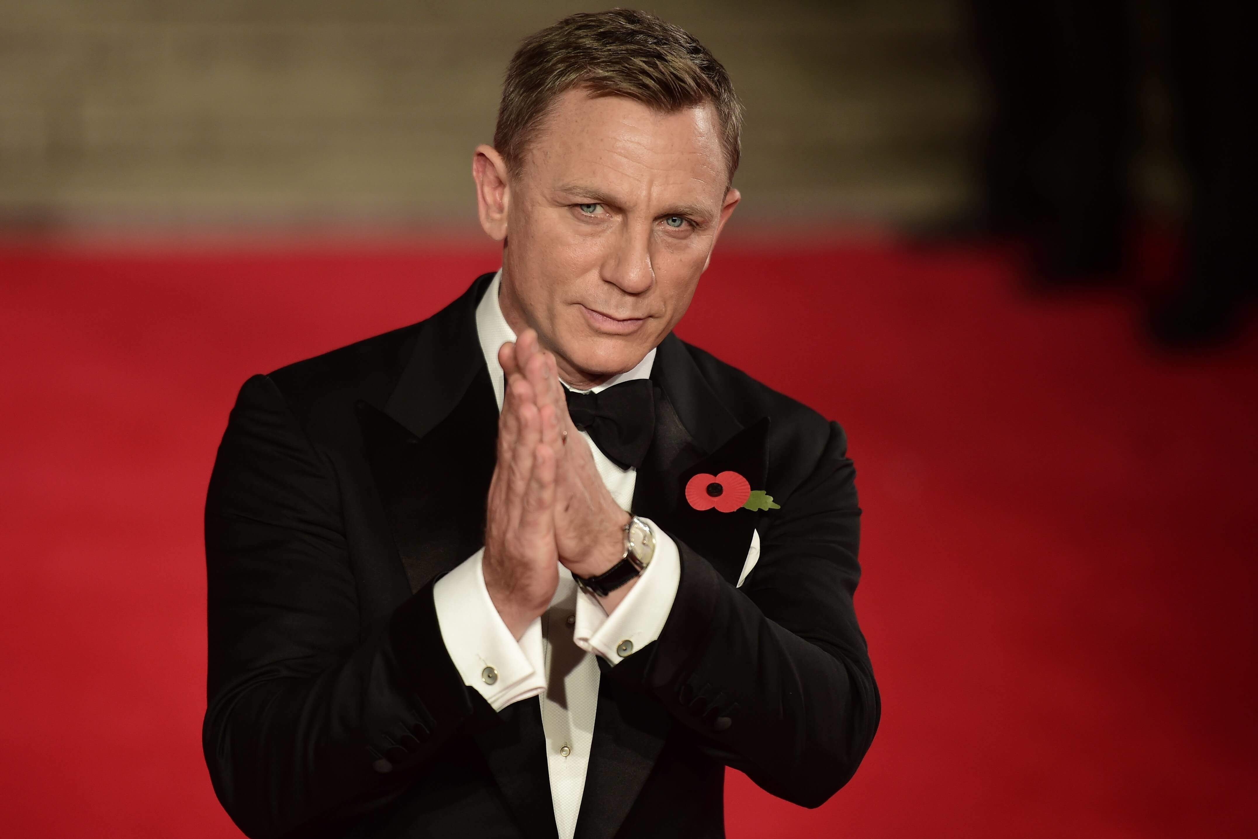 Daniel Craig High Quality