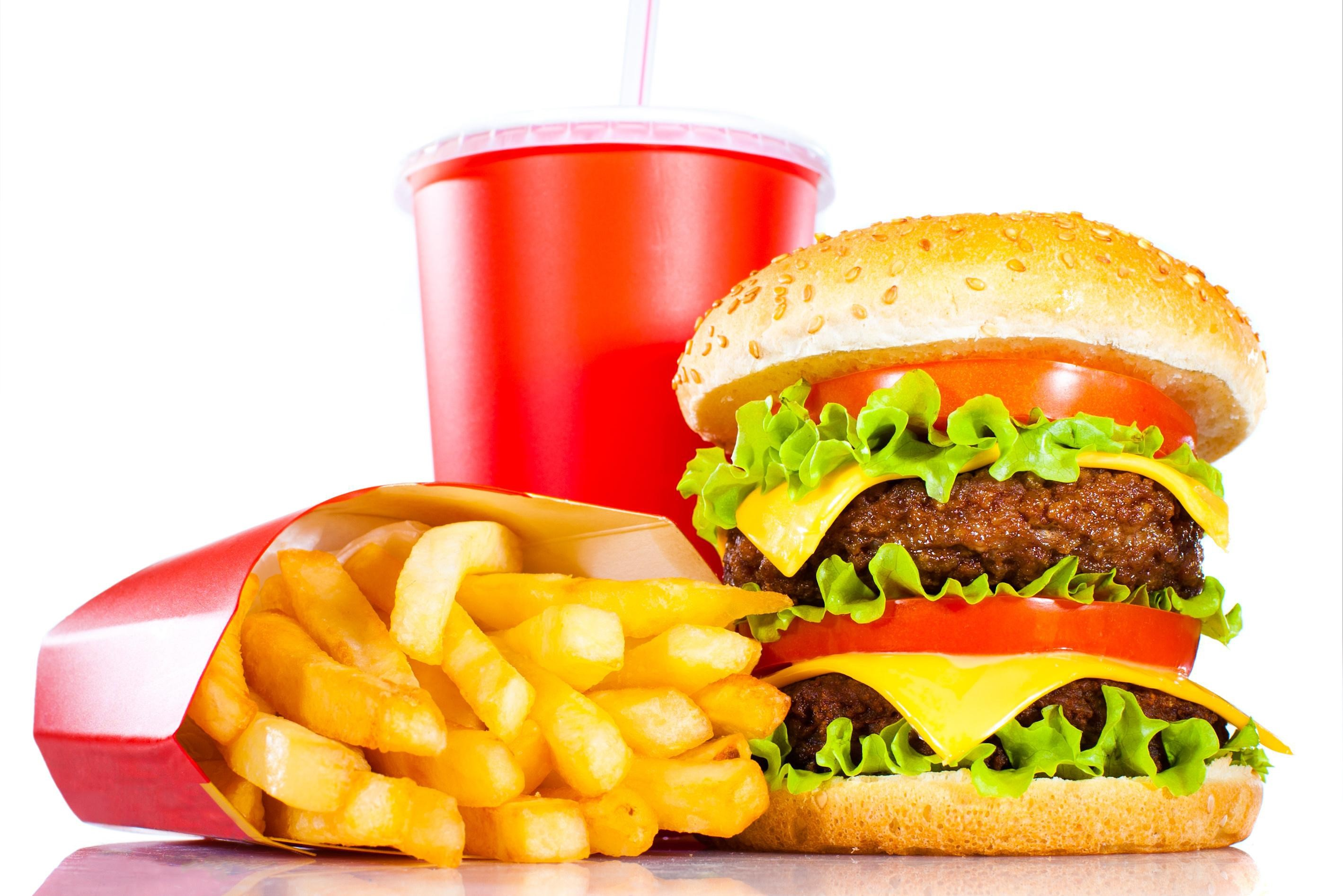 Fast Food Background image