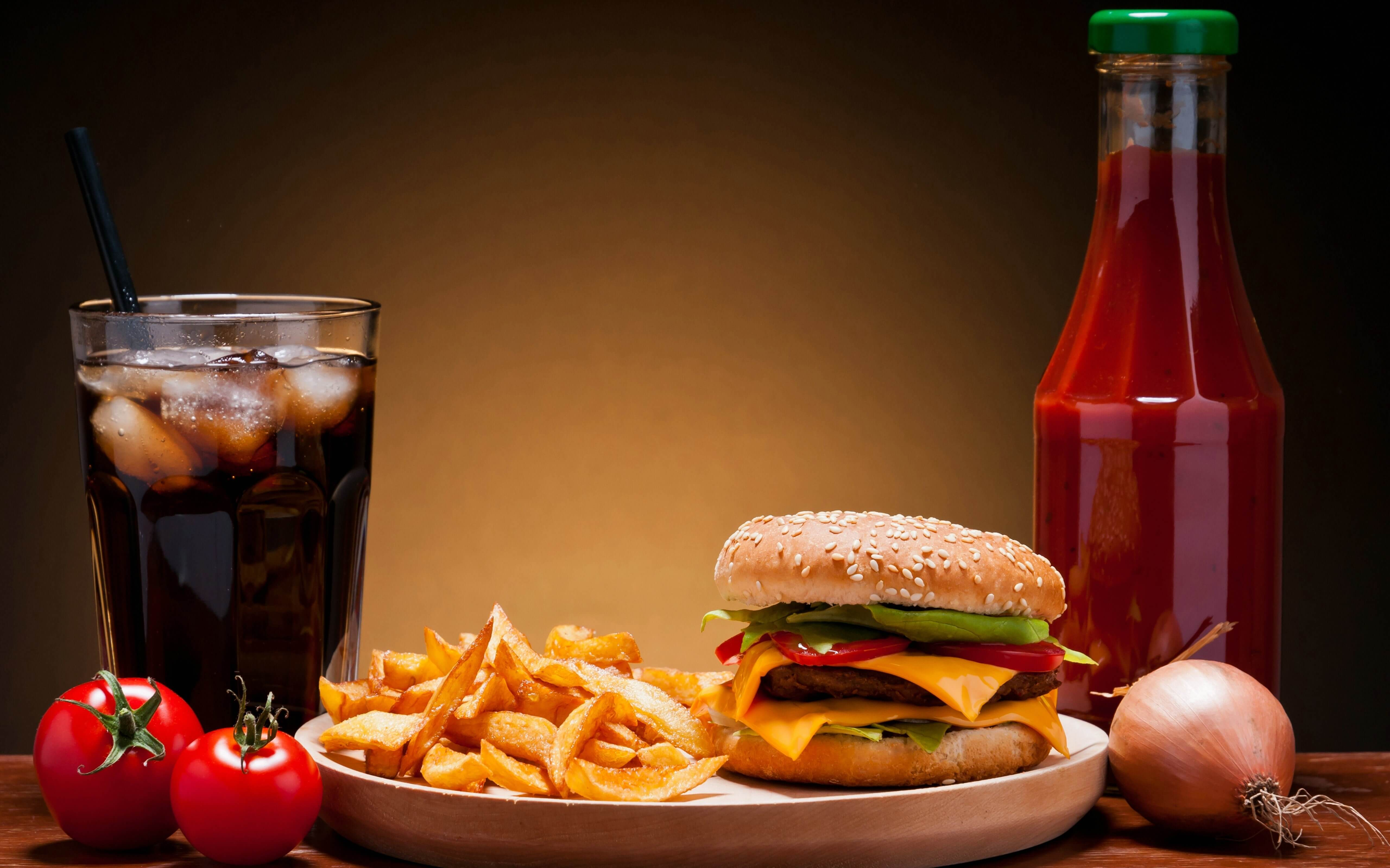 Fast Food Laptop Wallpapers