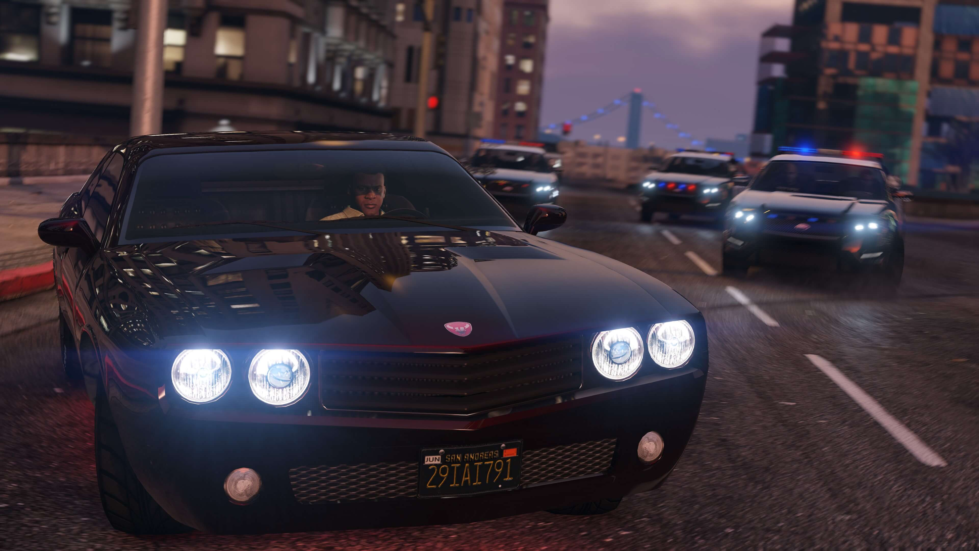 Grand Theft Auto V Wallpapers 3