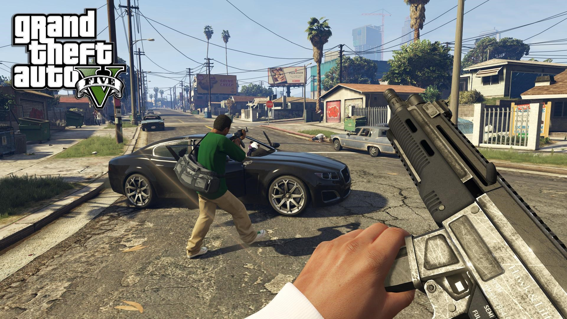 Grand Theft Auto V Wallpapers for PC