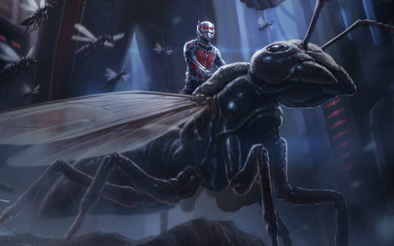 Ant Man Desktop Wallpapers