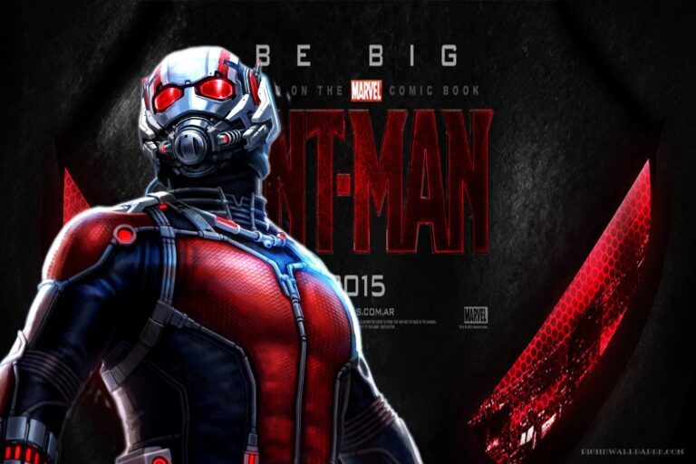 Ant Man High Definition