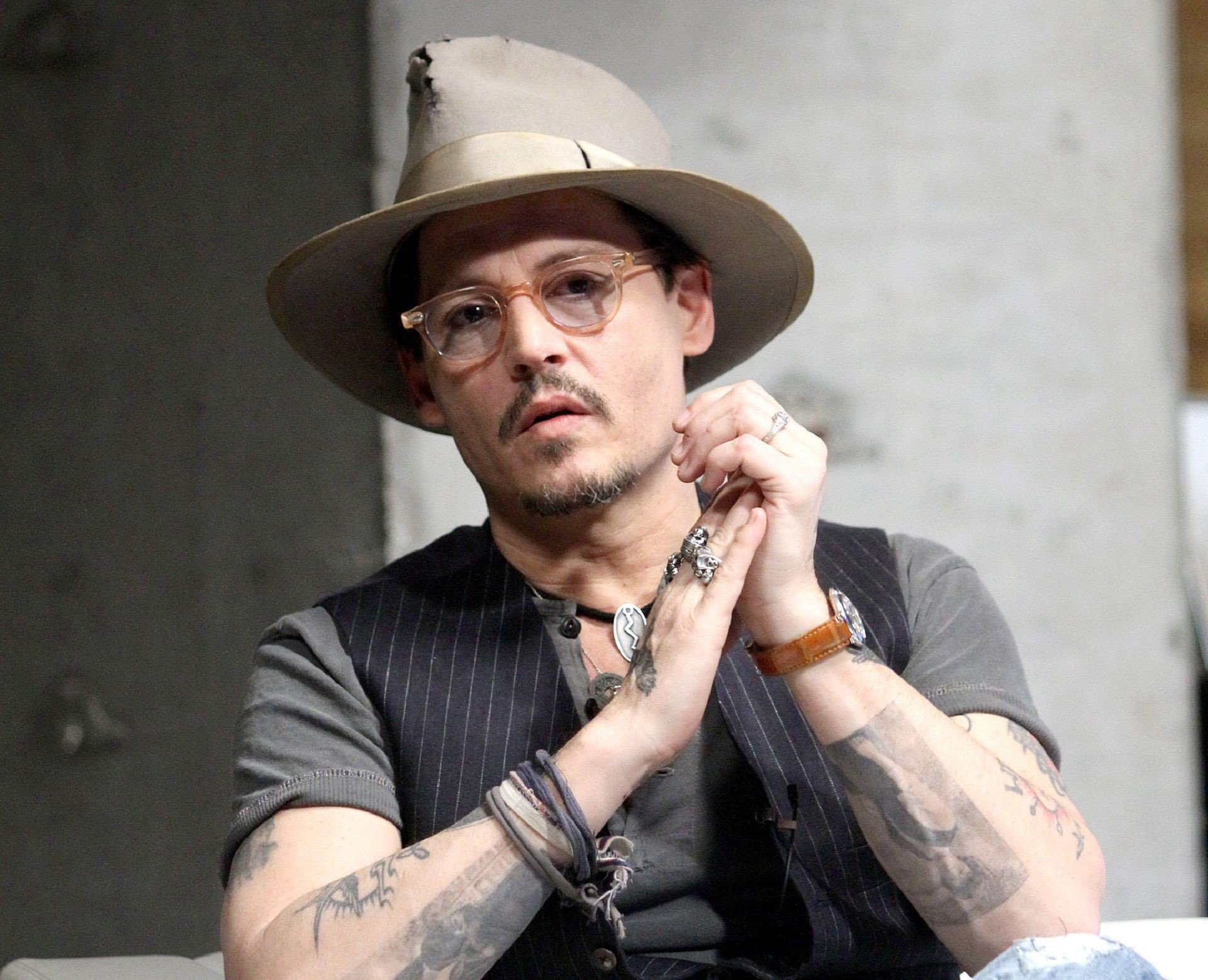 Johnny Depp High Definition