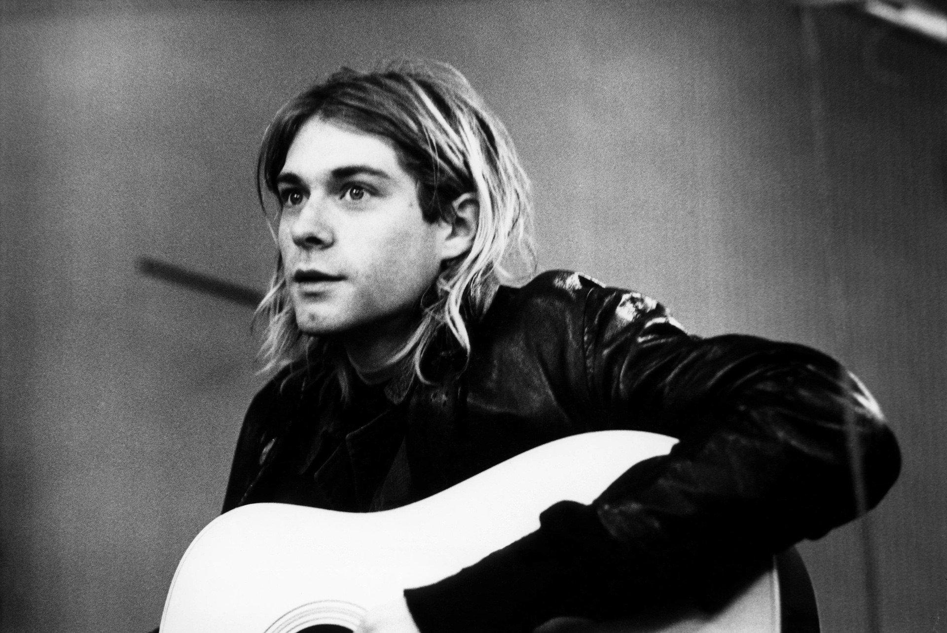 Kurt Cobain Computer Wallpapers
