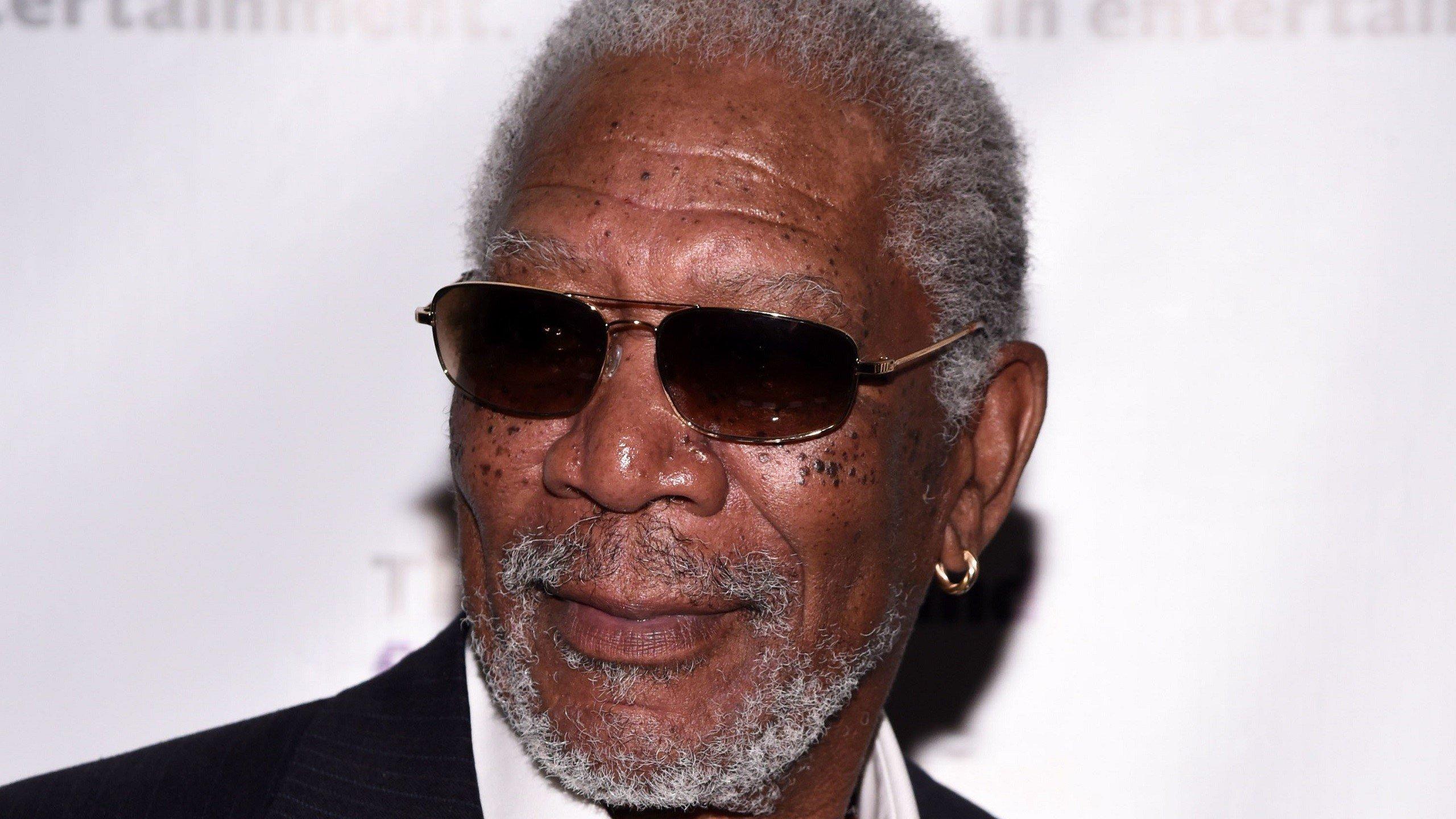 Morgan Freeman Desktop