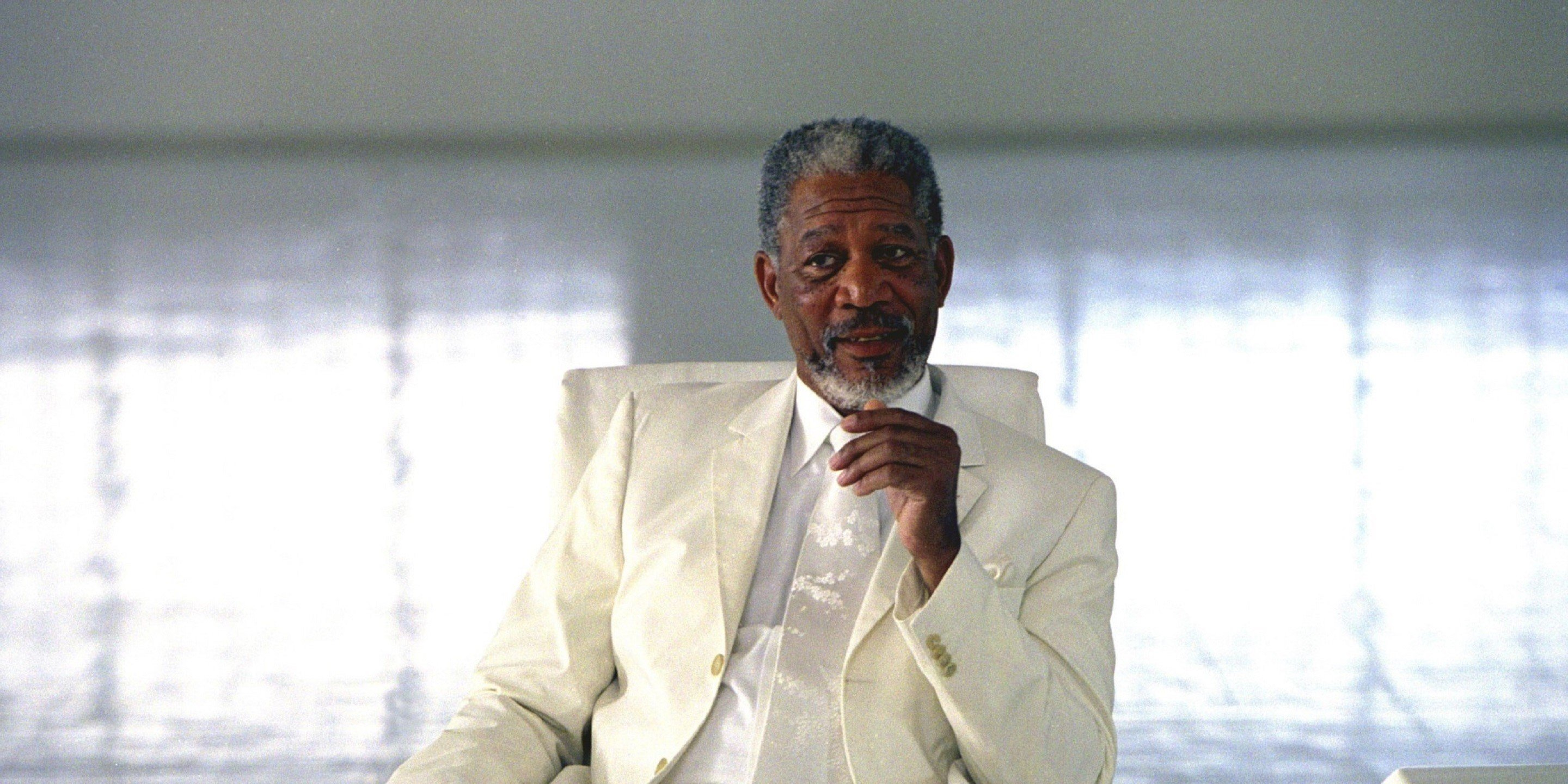 Morgan Freeman Laptop Wallpapers