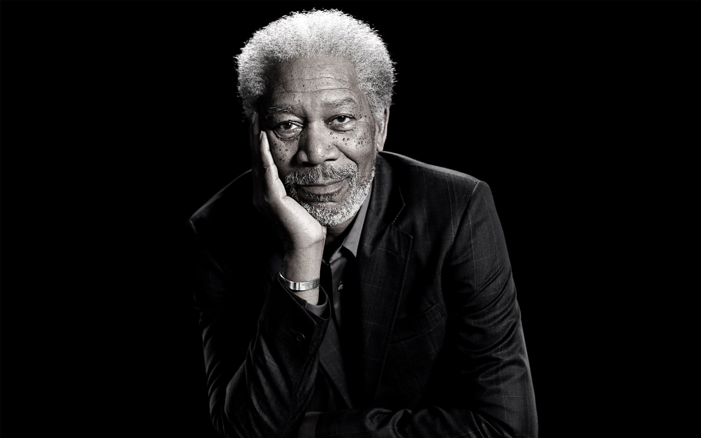 Morgan Freeman Pics
