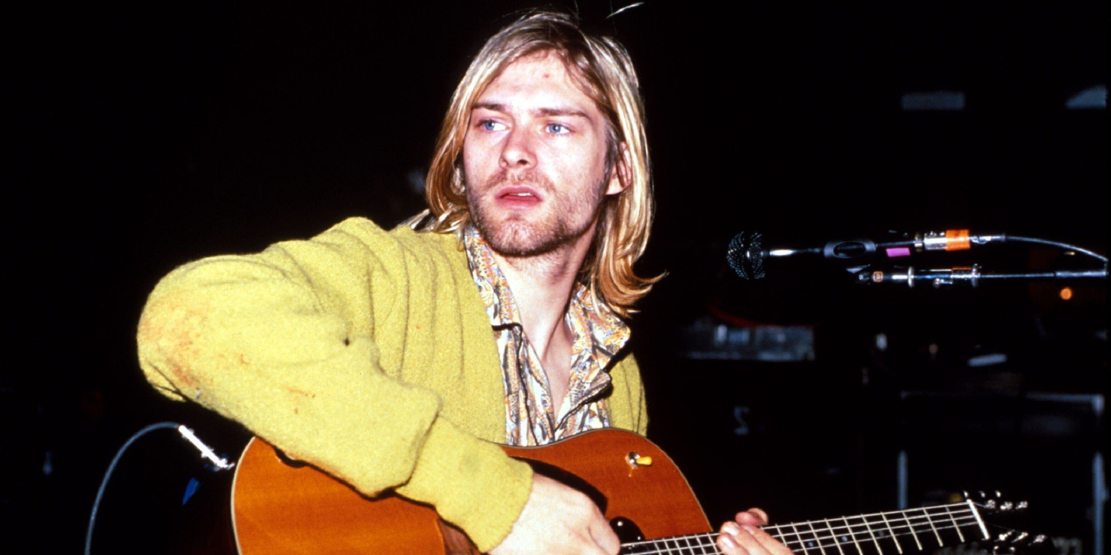Pictures of Kurt Cobain