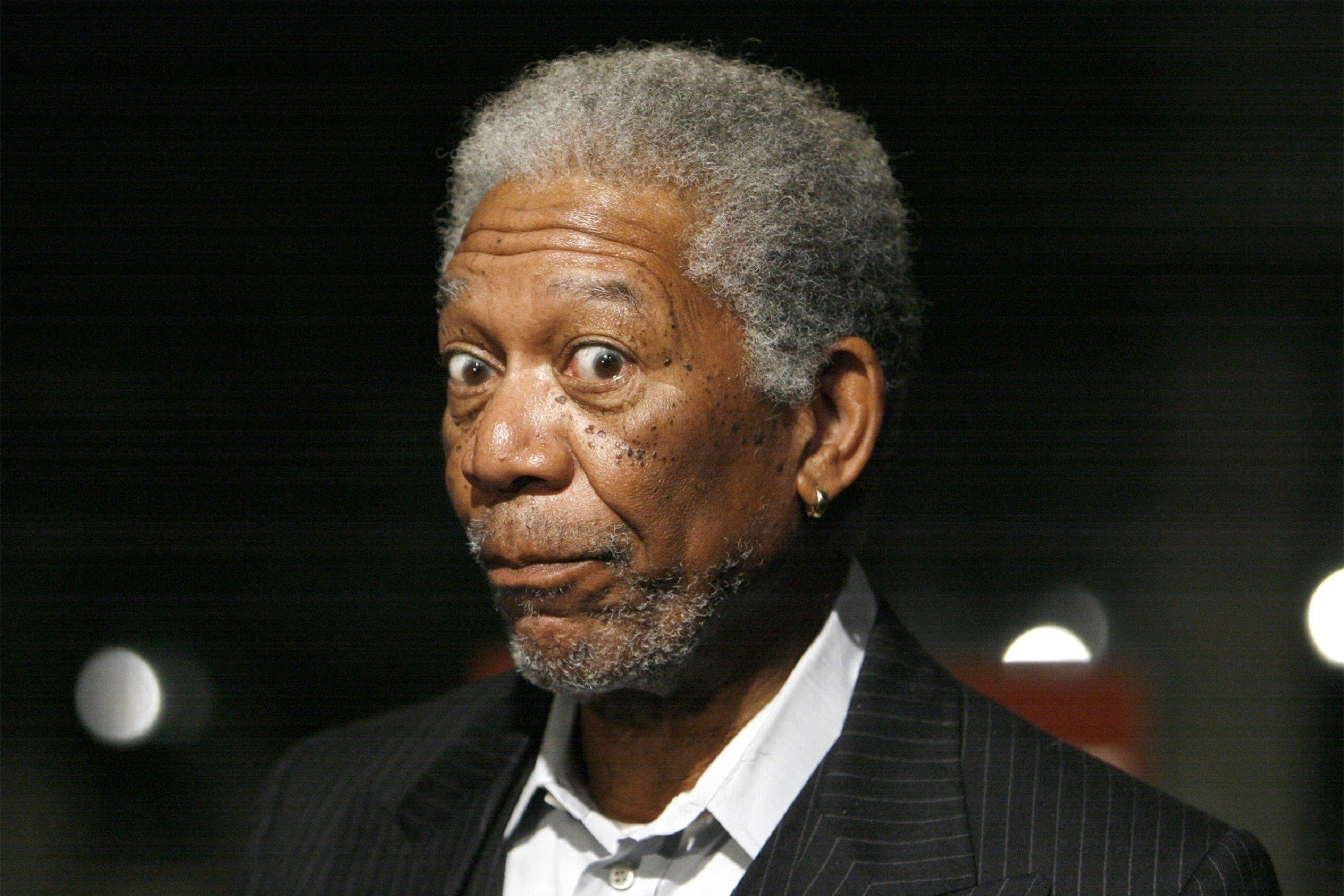 Pictures of Morgan Freeman