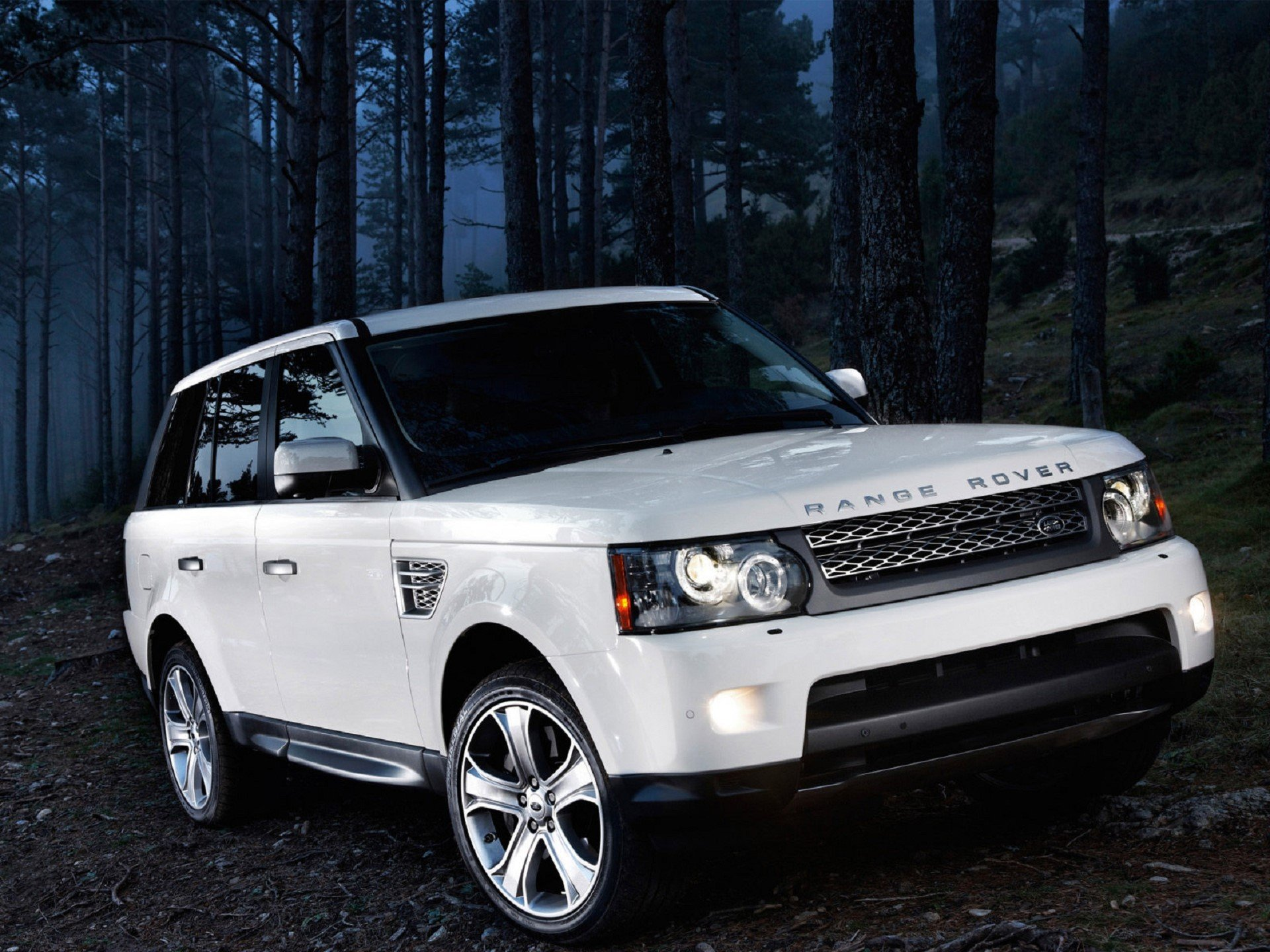 Range Rover Desktop Wallpapers