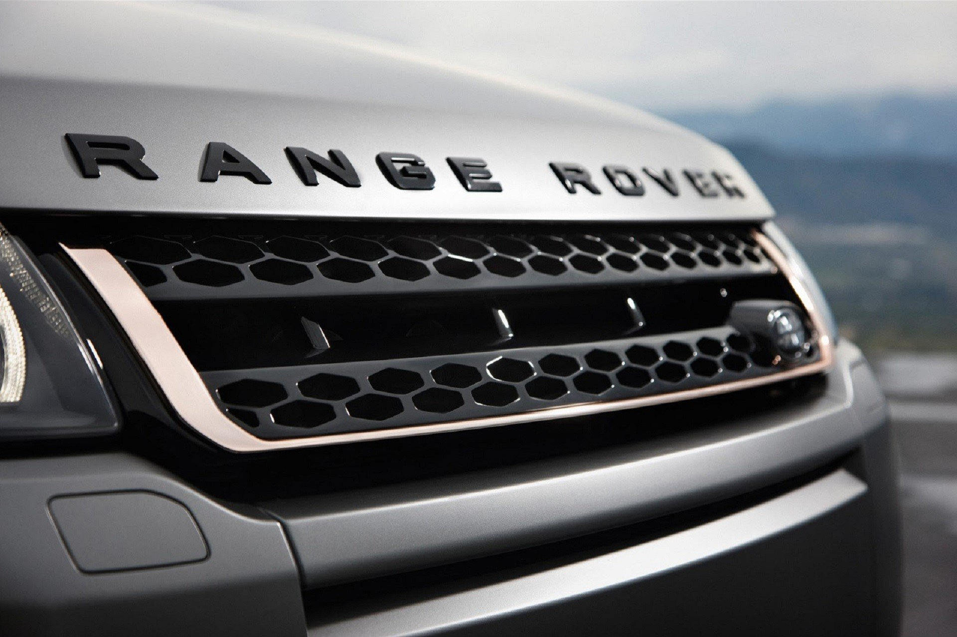 Range Rover Photos
