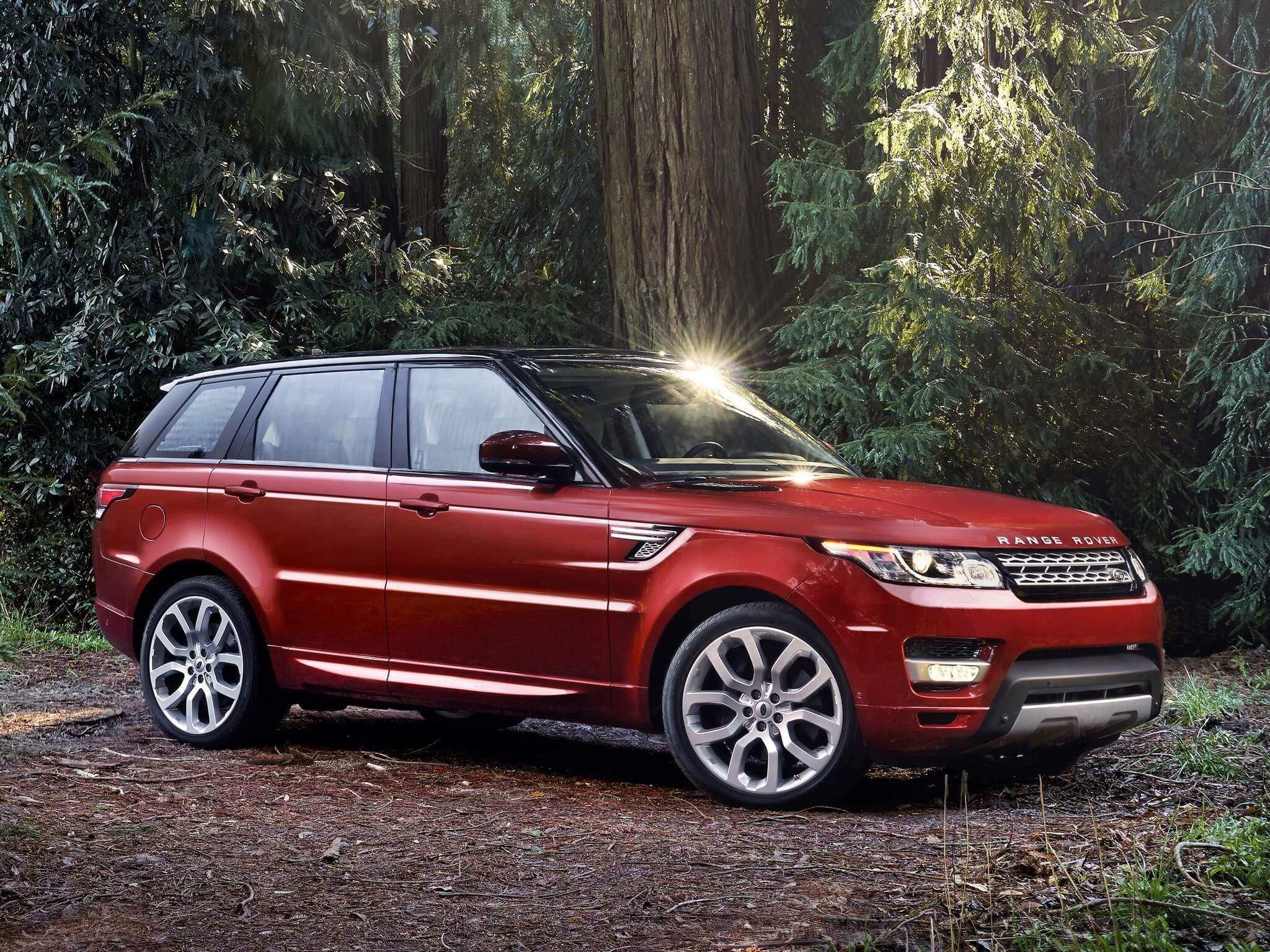 Range Rover Wallpapers
