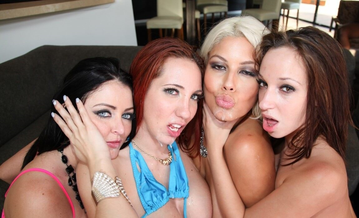Bridgette B, Sophie Dee, Jada Stevens And Kelly Divine 4