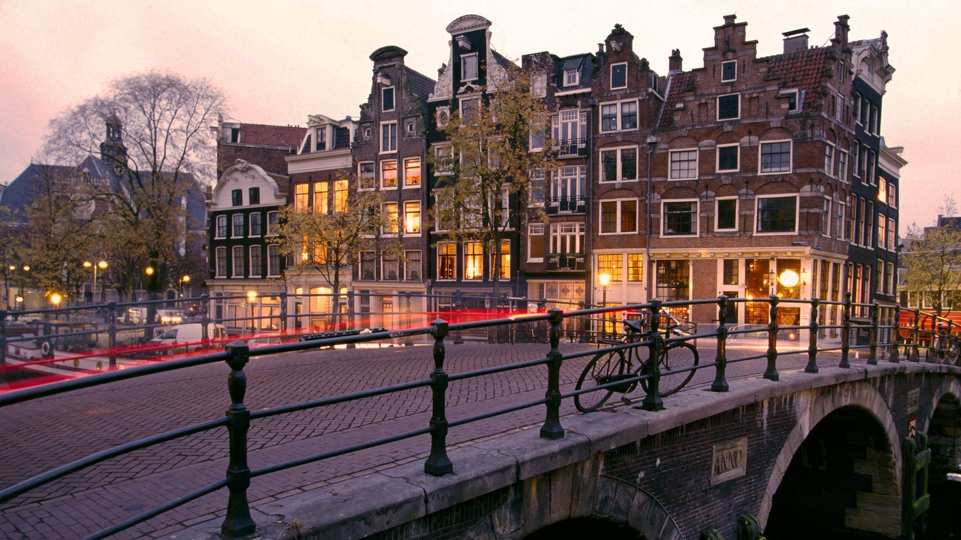 Amsterdam Background image