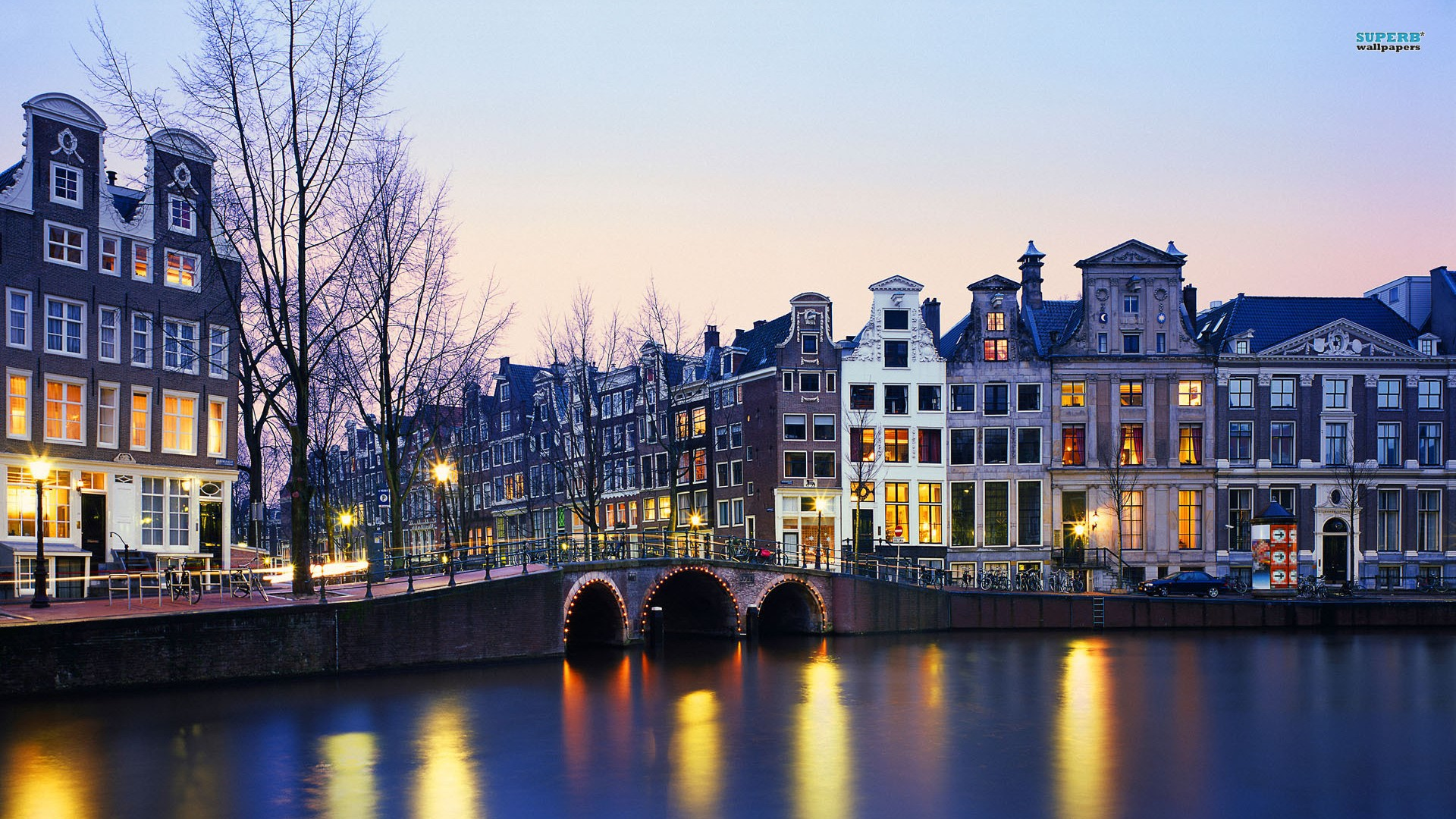 Amsterdam Computer Wallpapers