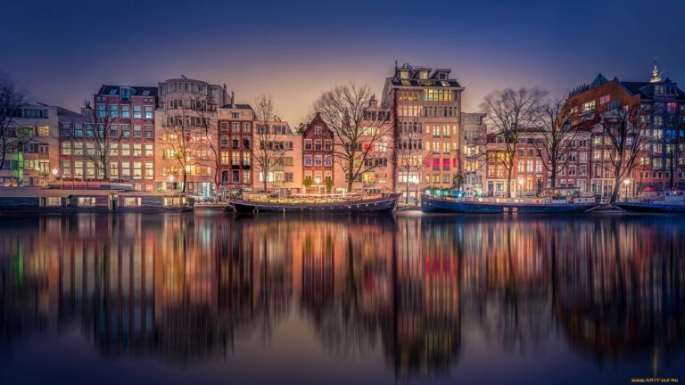 Amsterdam Wallpapers 3