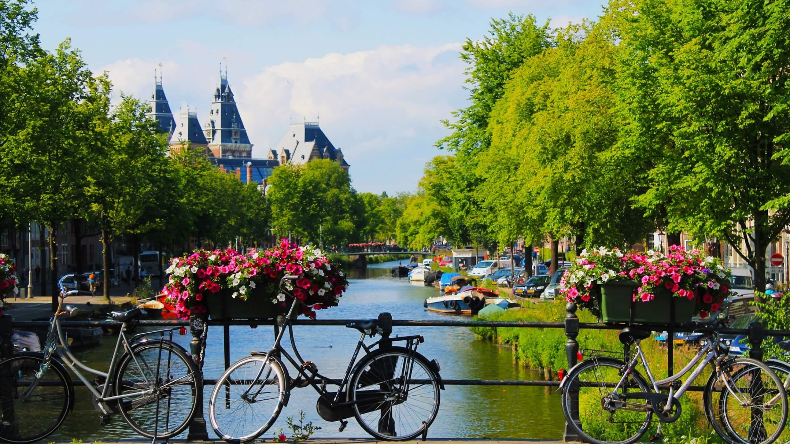 Amsterdam Wallpapers for Computer