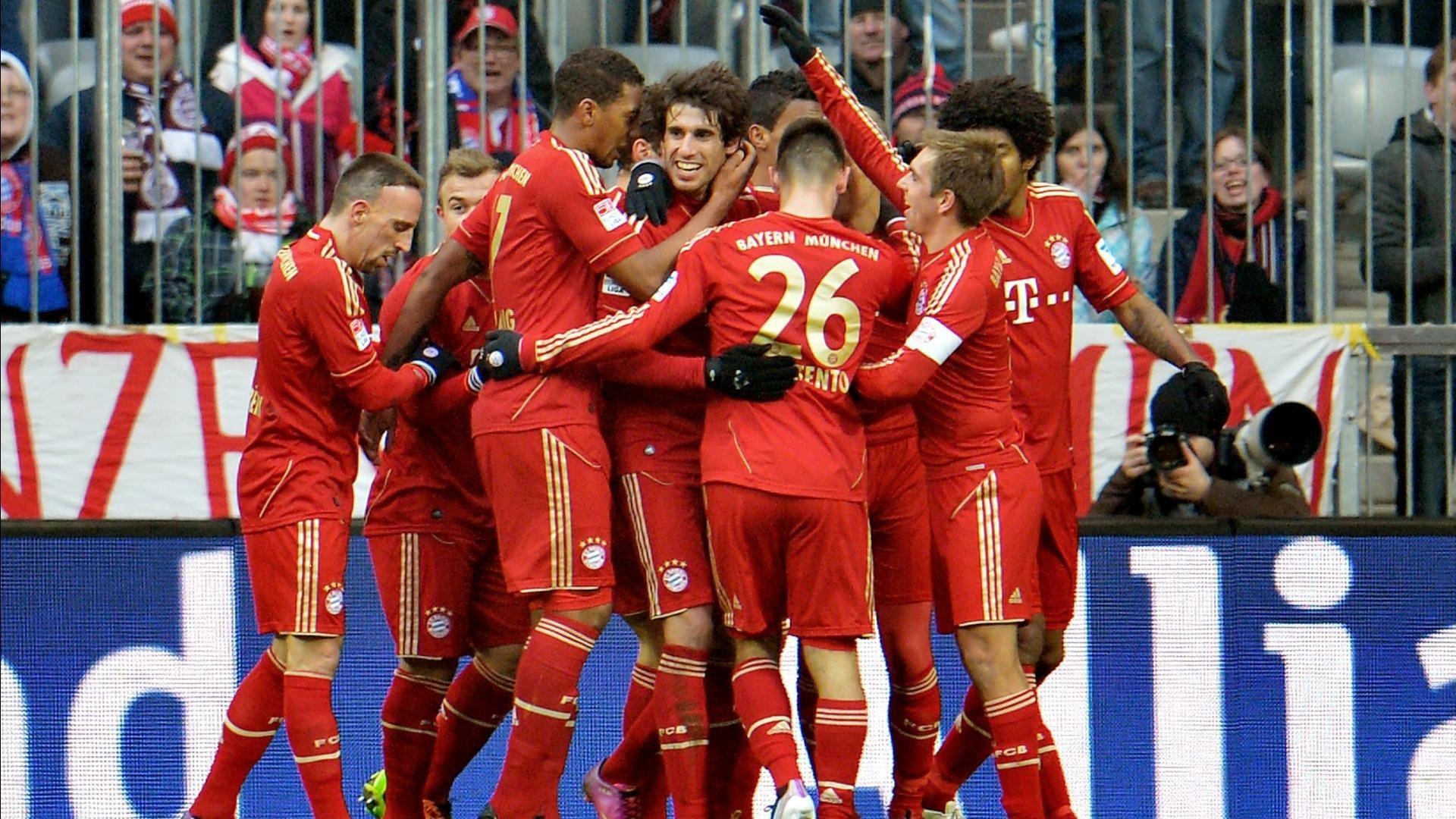 Bayern Munchen 4