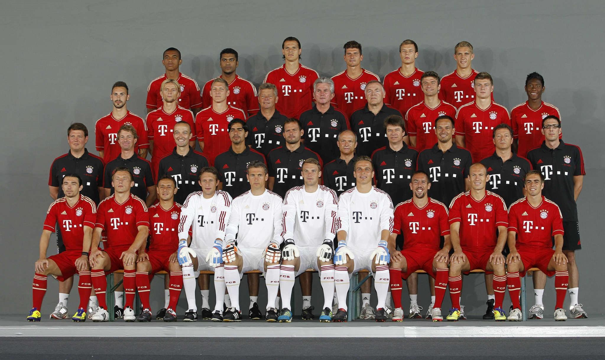 Bayern Munchen 5