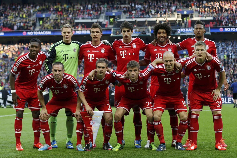 Bayern Munchen 7