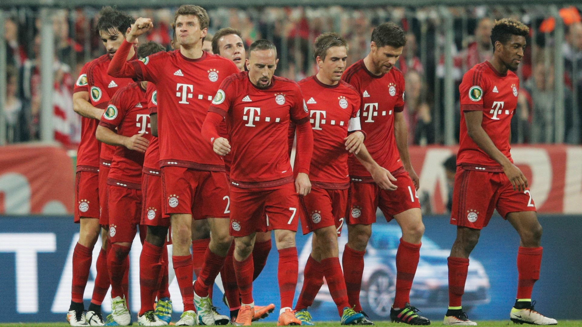 Bayern Munchen Laptop Wallpapers