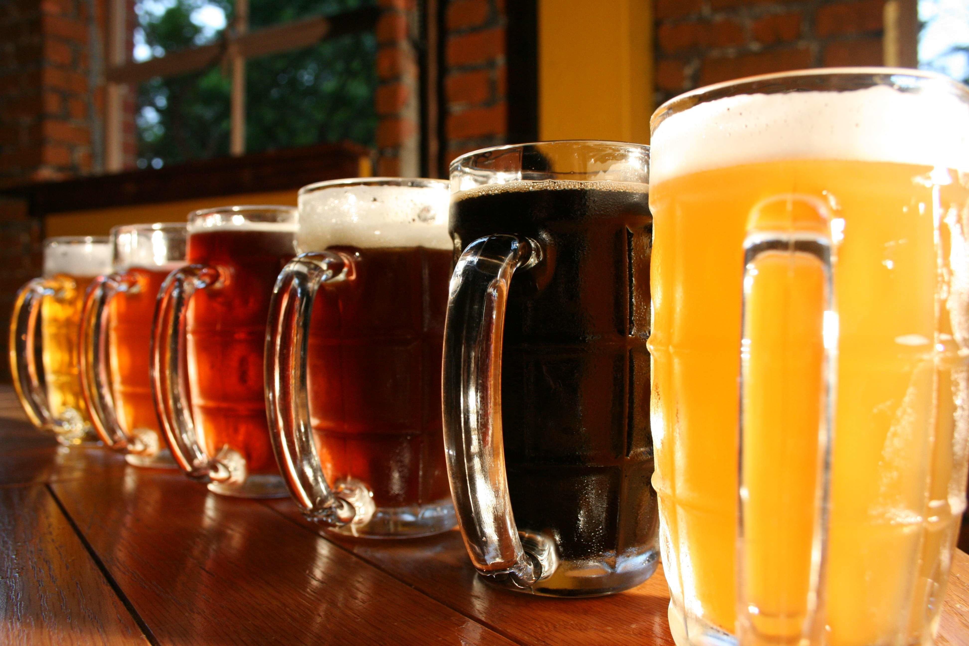 Beer Background image
