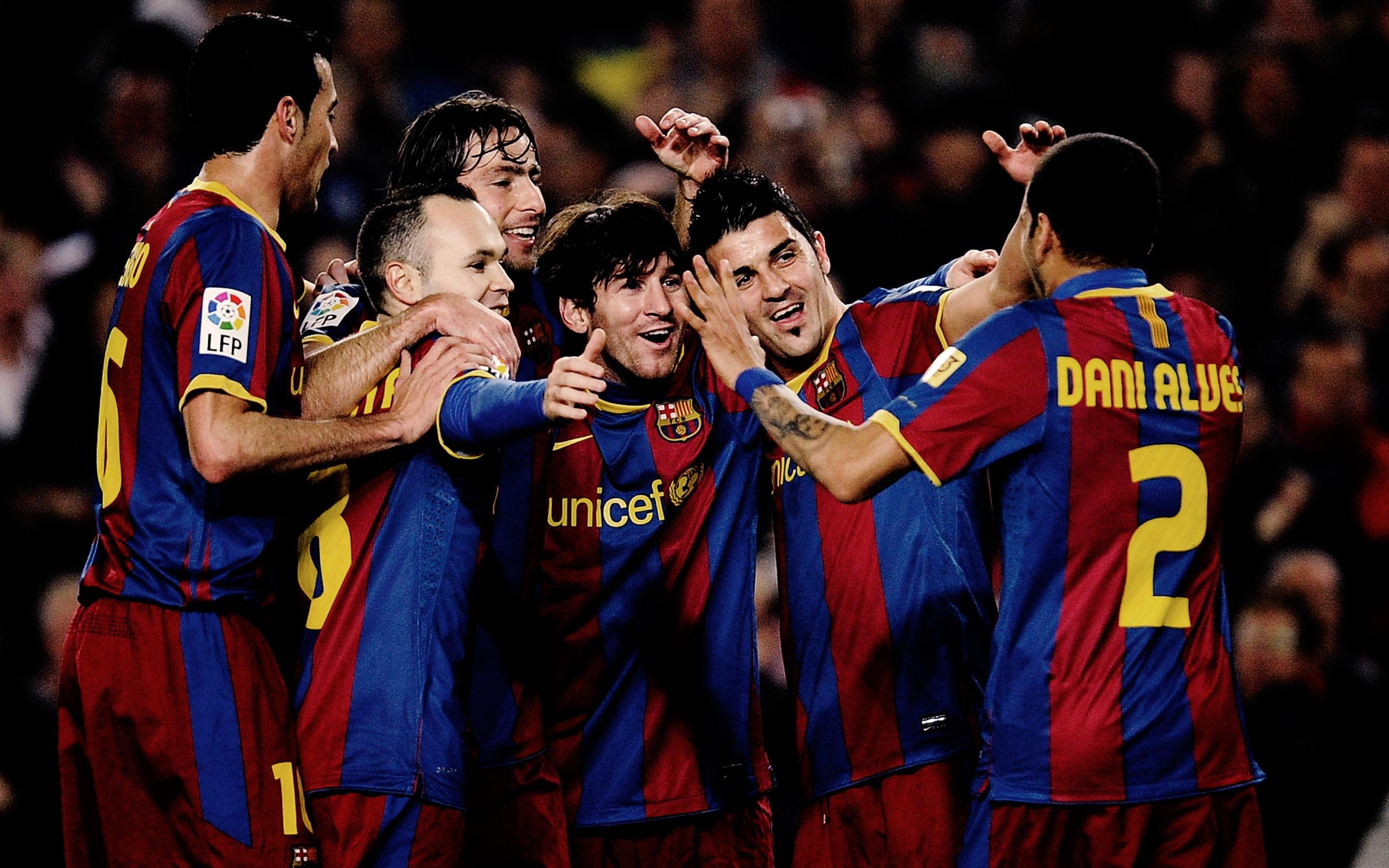 FC Barcelona 3