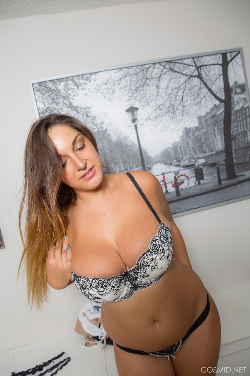 Allie Giovanni Lingerie