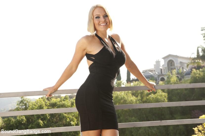 Krissy Lynn Black Dress