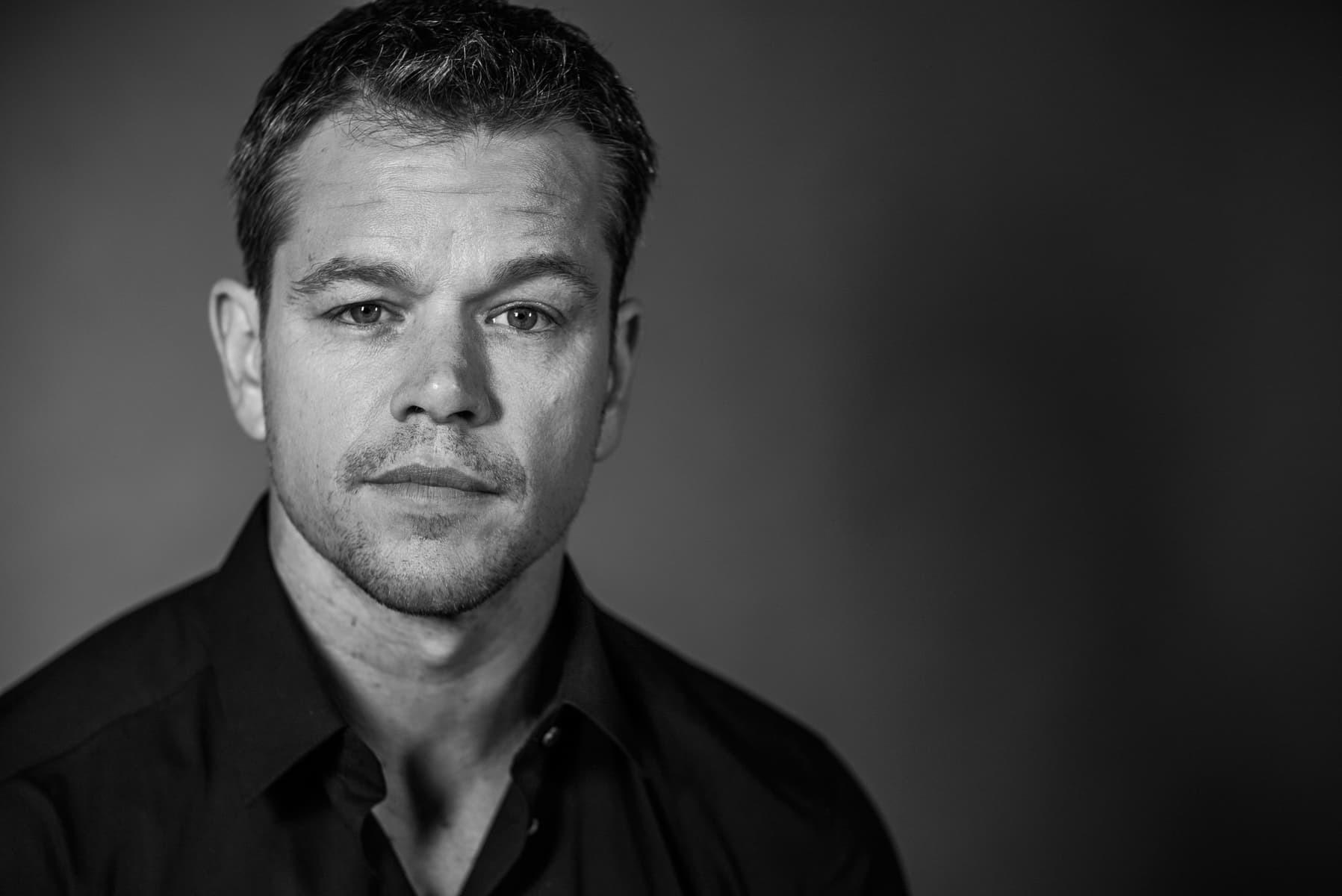 Matt Damon Background