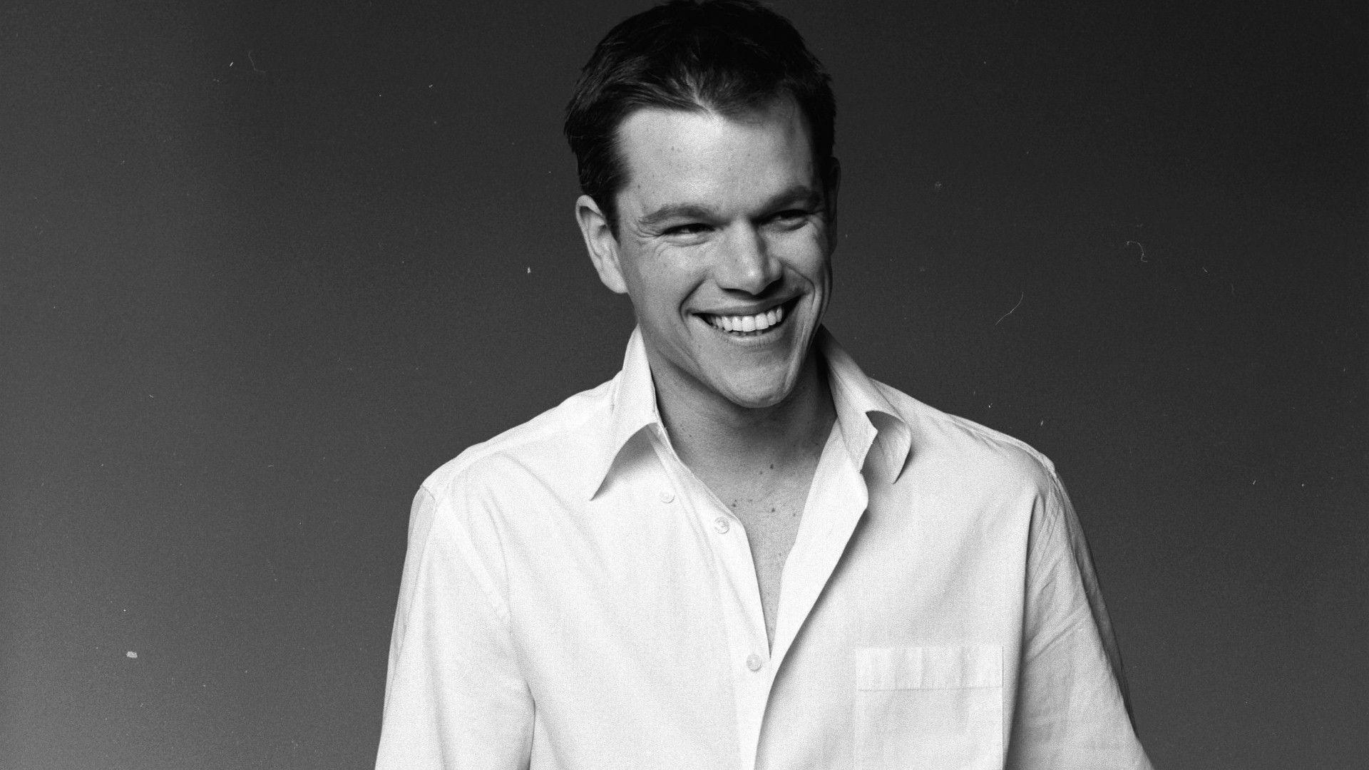 Matt Damon Computer Wallpapers