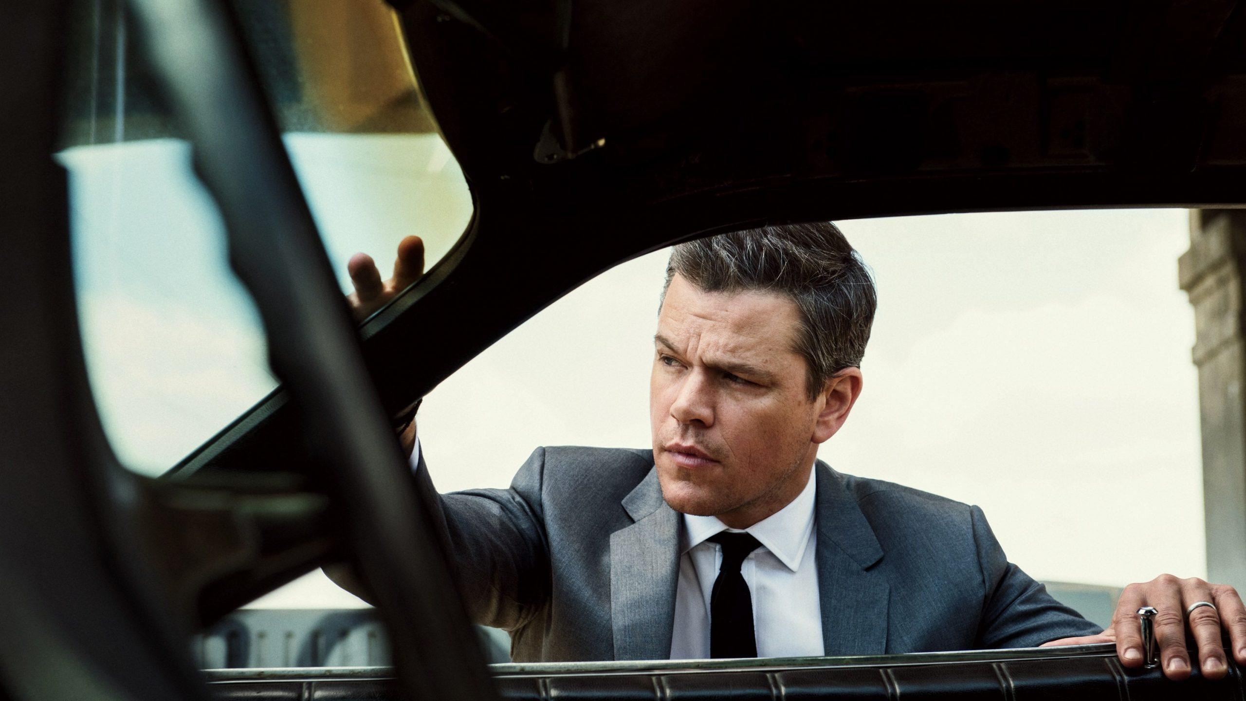 Matt Damon Pics