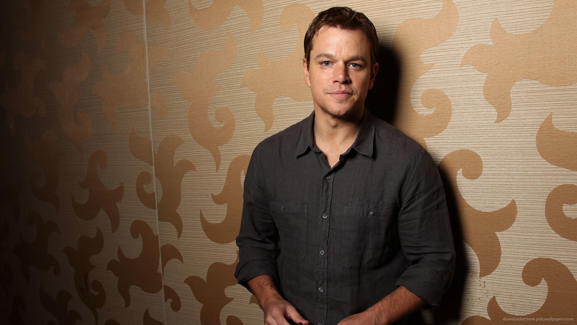 Matt Damon Pictures