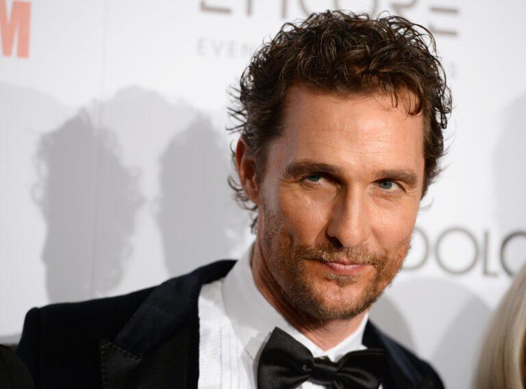 Matthew McConaughey High Definition