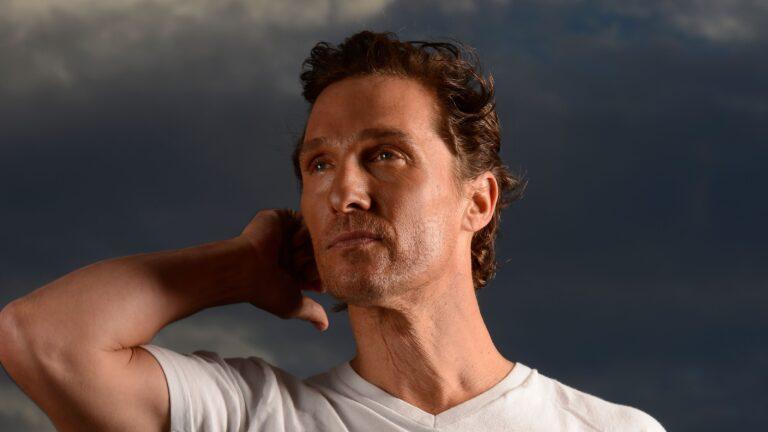 Matthew McConaughey High Quality