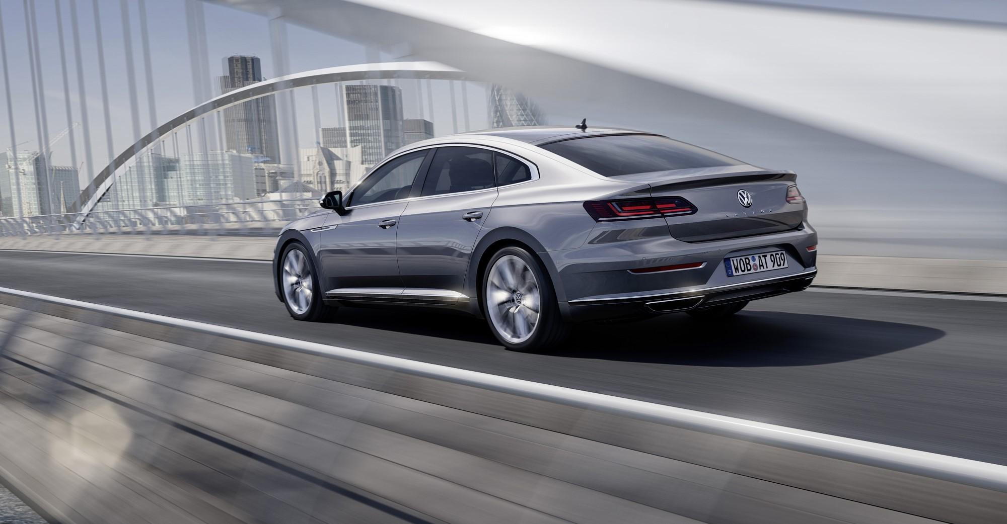 Volkswagen Arteon Pics