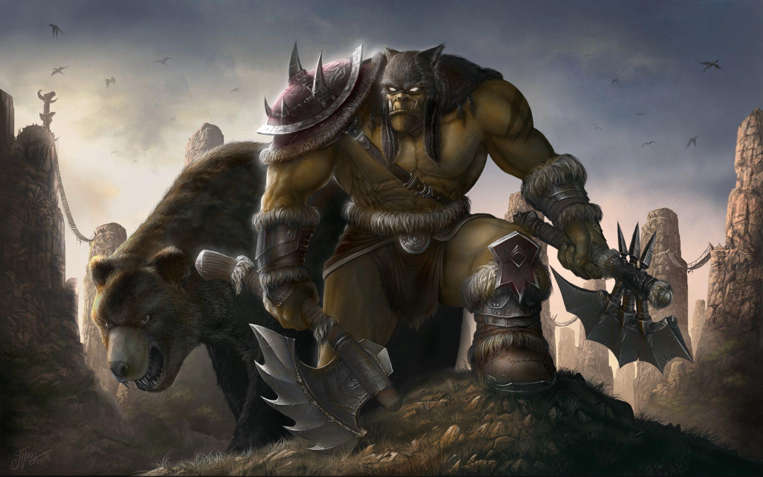 World of Warcraft 3