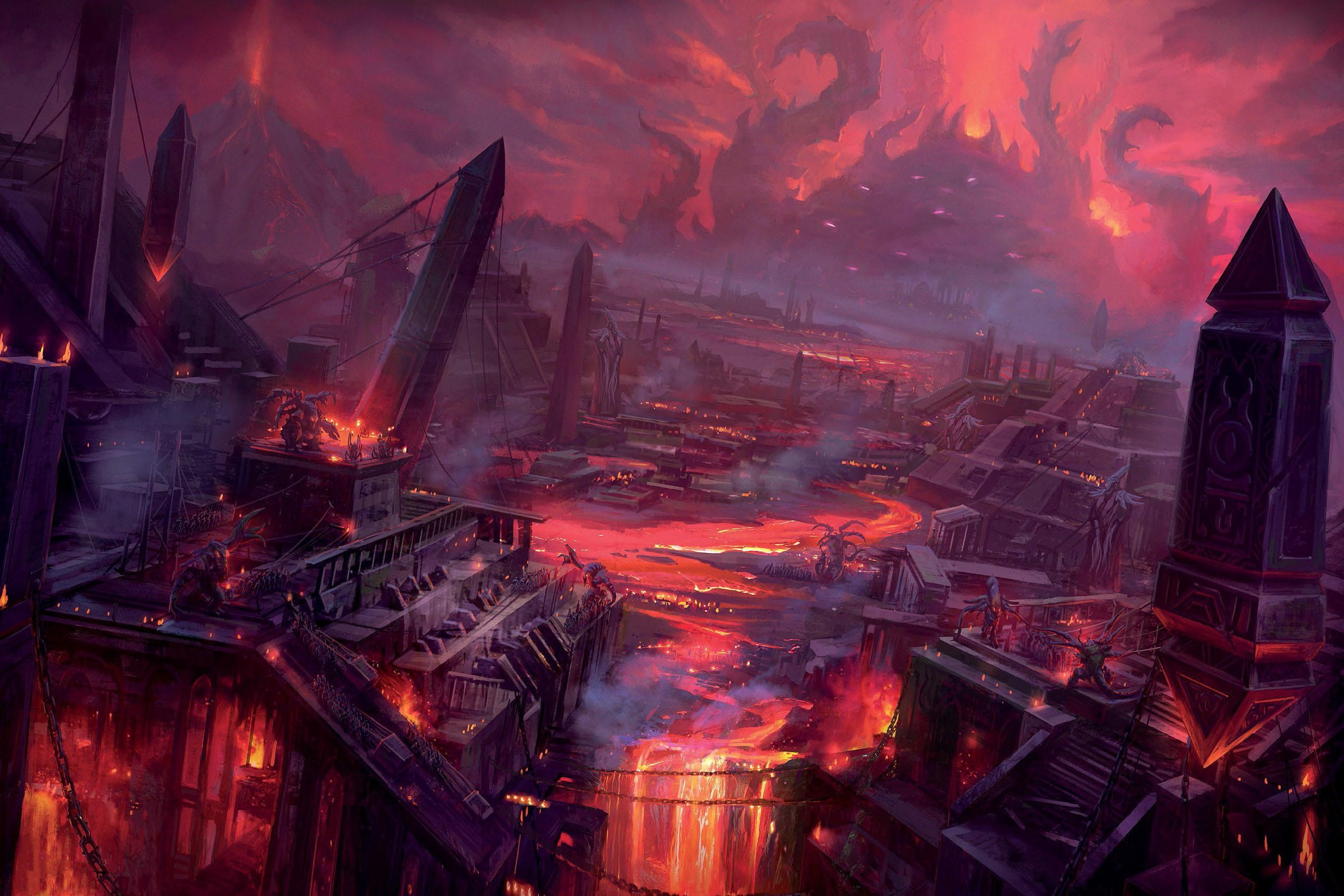 World of Warcraft Desktop Wallpapers