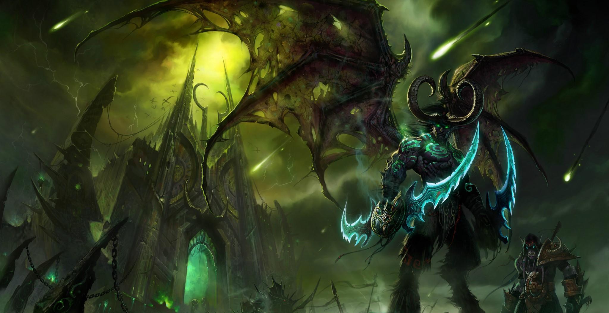 World of Warcraft HQ