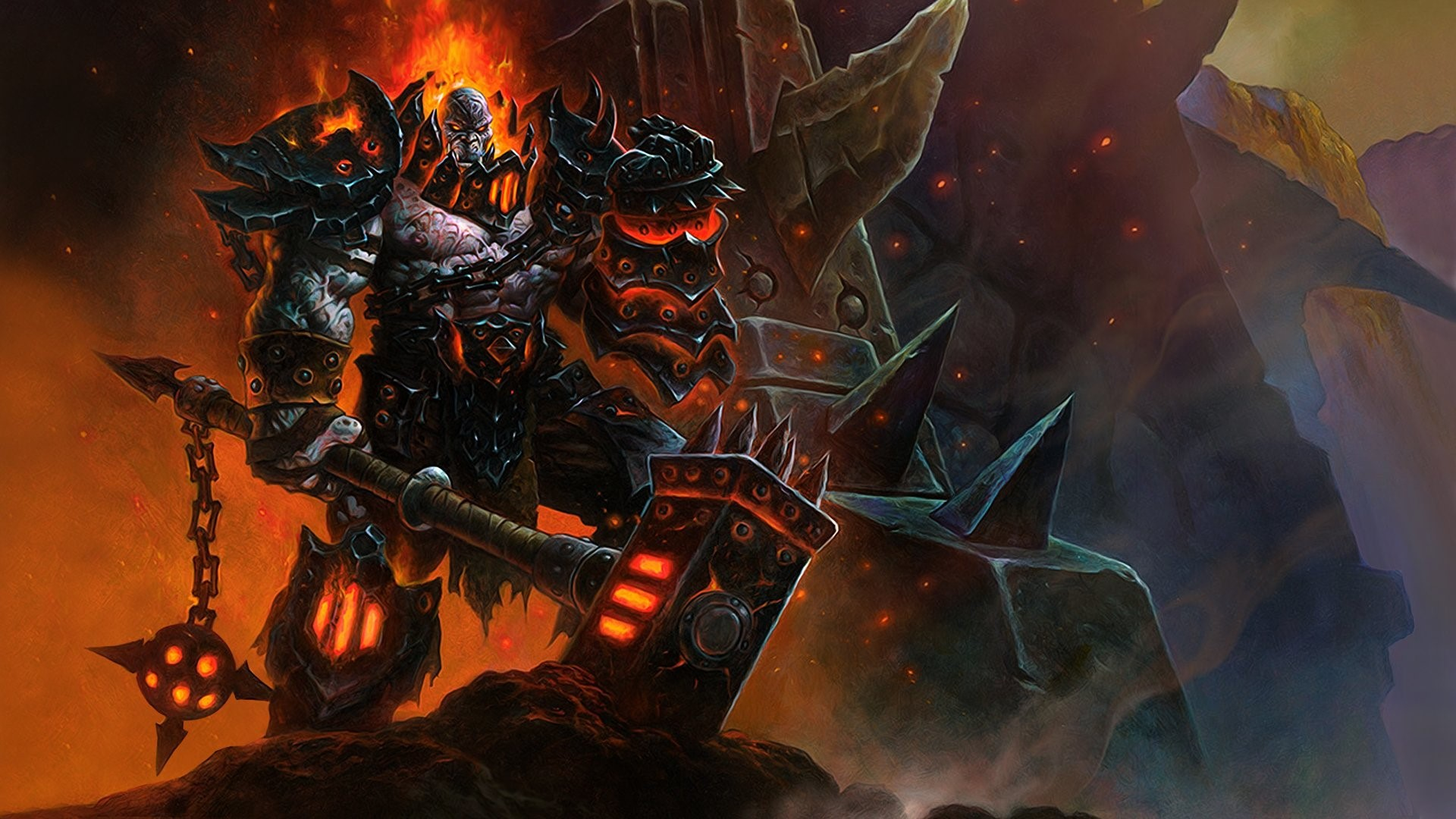 World of Warcraft Windows Wallpapers