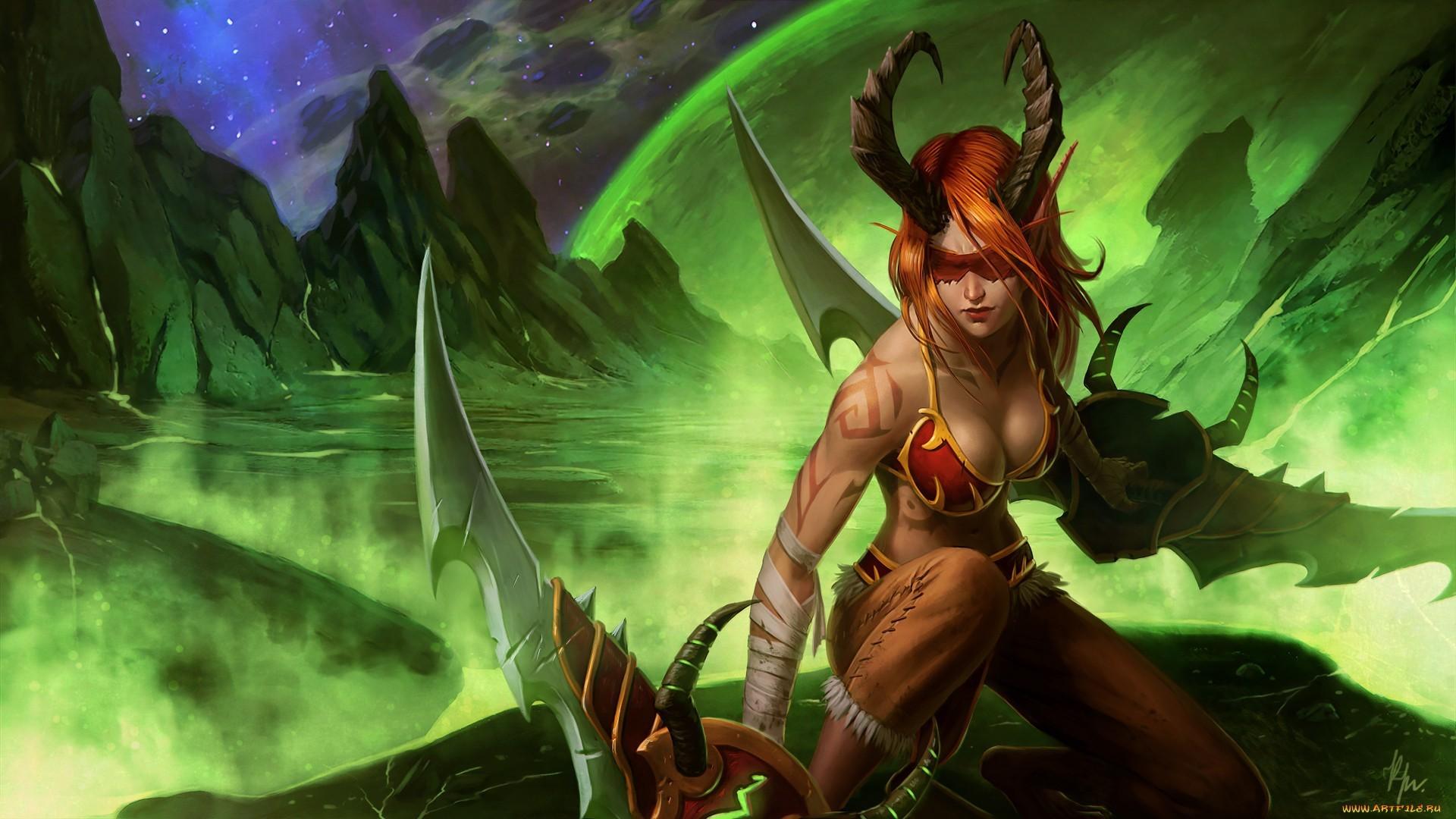 World of Warcraft images