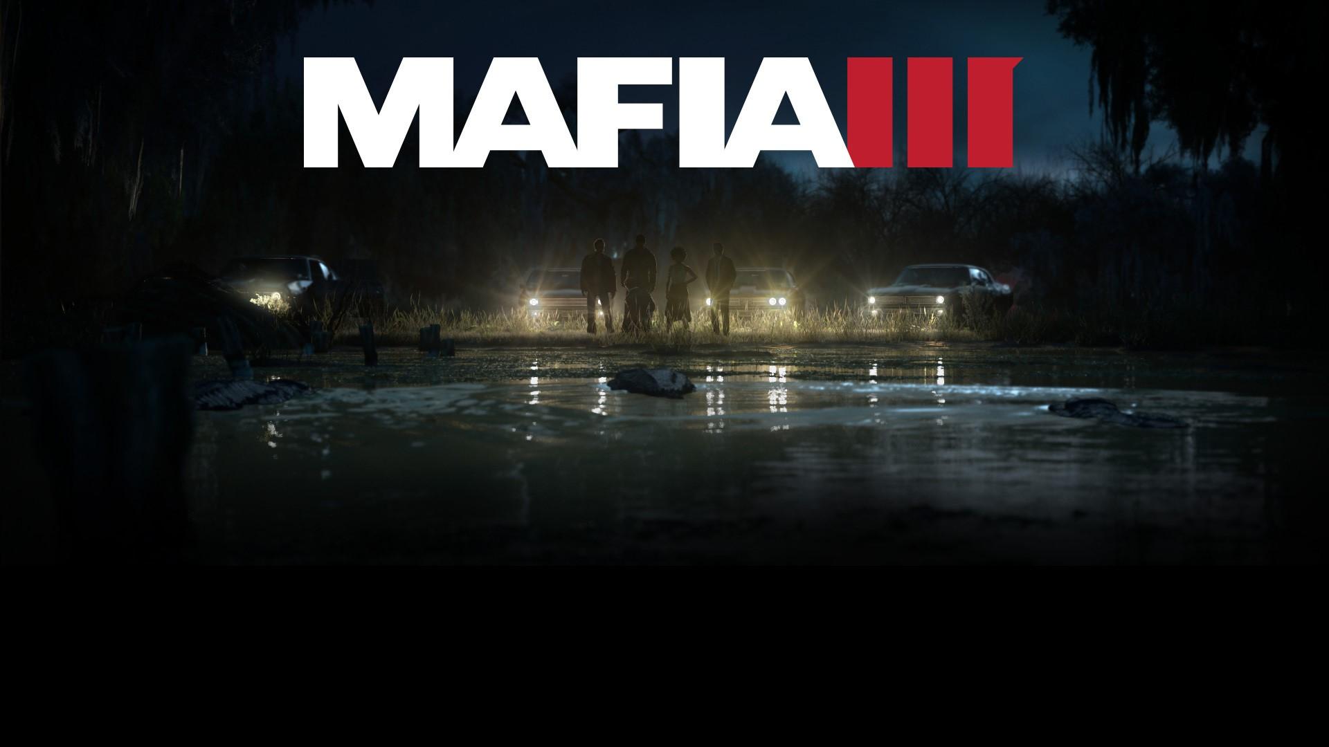 Mafia 3 Desktop