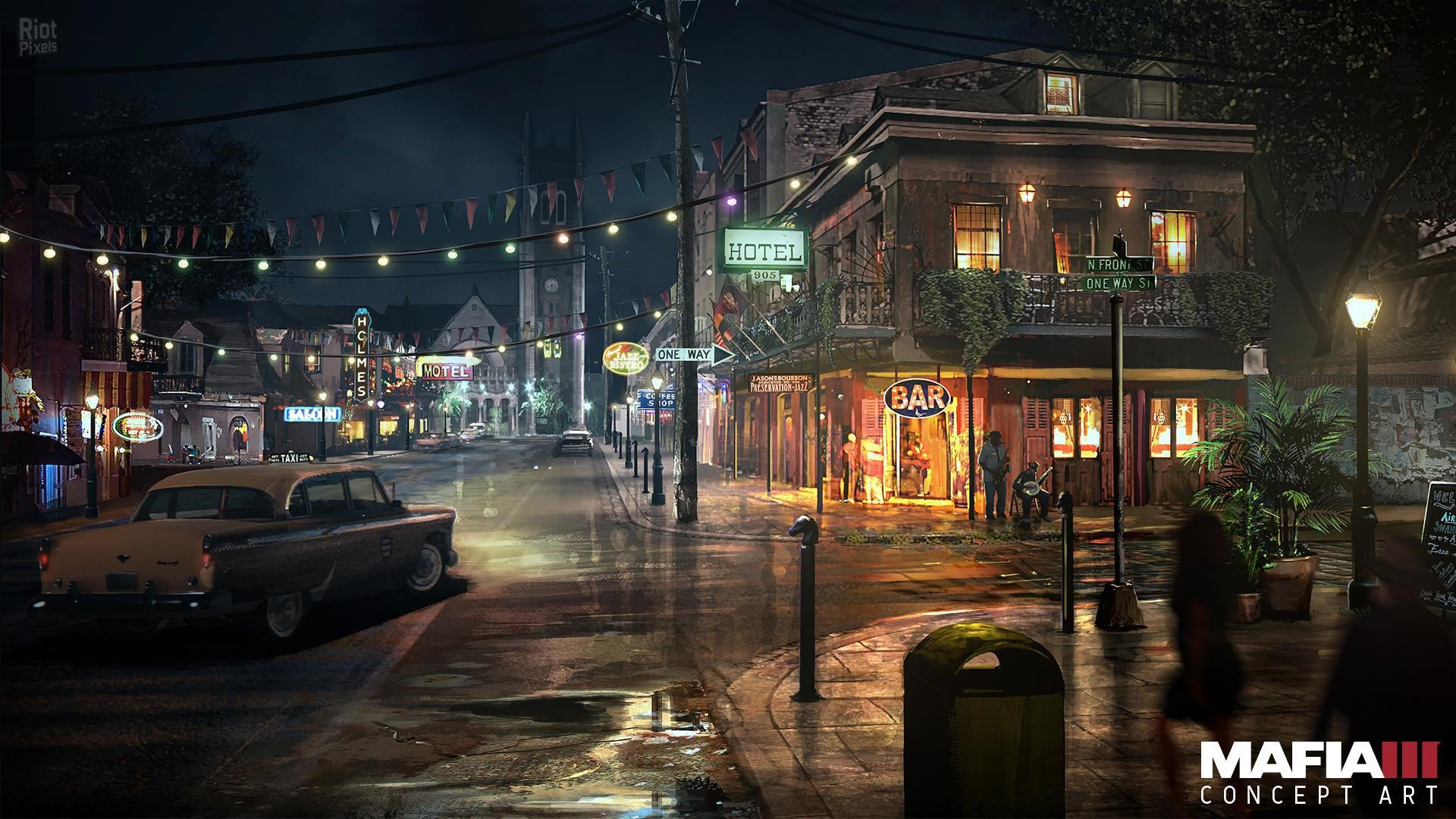 Mafia 3 Photos