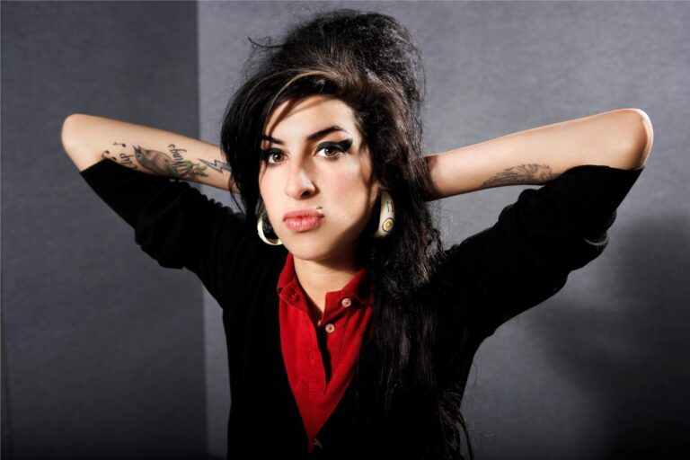 Amy Winehouse 23