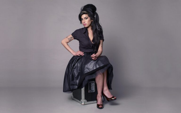 Amy Winehouse Background